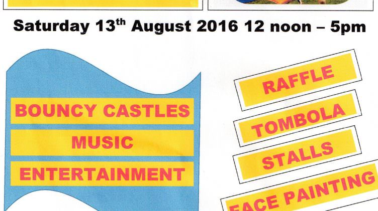 Family Fun Day & Party On Sconce Park