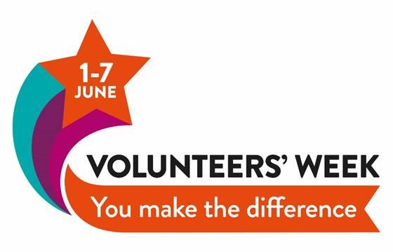 Volunteers Week 2017: You make the difference
