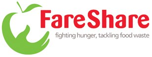 FareShare: Free Surplus Food Collections From Tesco