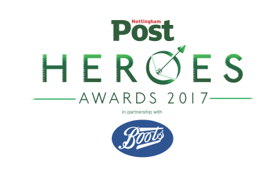Nottingham Post Heroes Awards 2017
